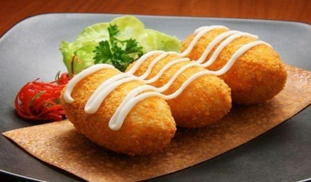 بطاطس كروكيت من 10 اكلات سريعة التحضير