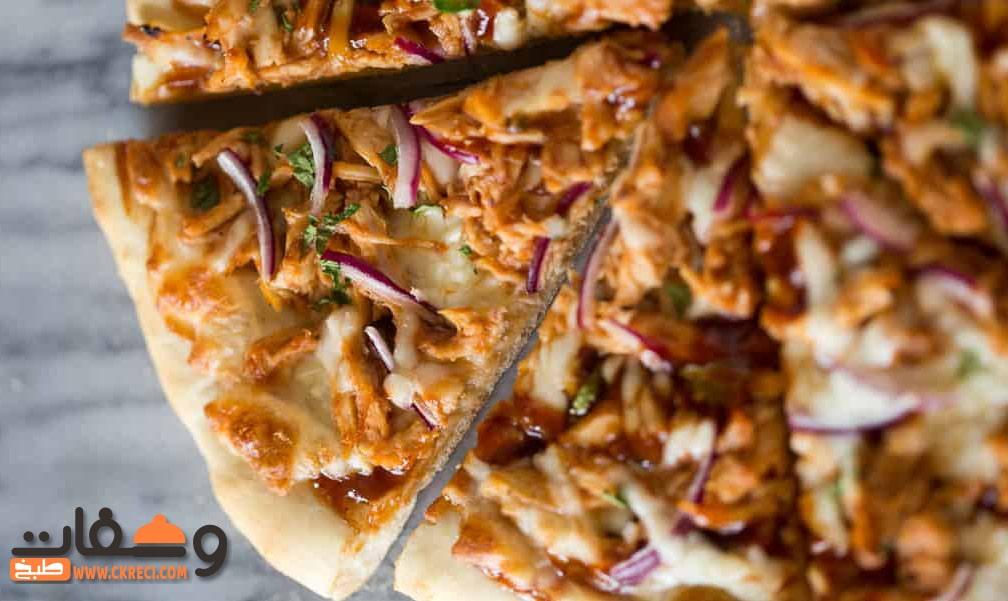 نصائح عند عمل طريقة عمل البيتزا بالفراخ