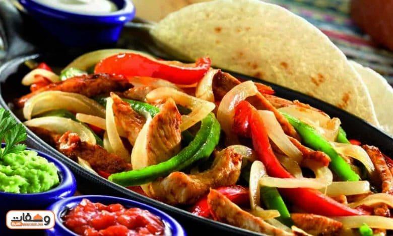 طريقة الفاهيتا من وصفات 6 شيفات أكبر مطاعم