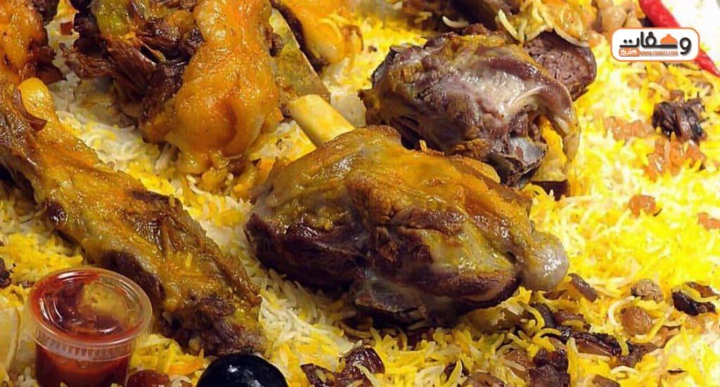 طريقة عمل المندي باللحم و 3 وصفات جديدة ومختلفة وصفات طبخ