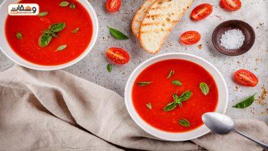 صورة طريقة عمل شوربة الطماطم بـ 6 طرق من المطاعم