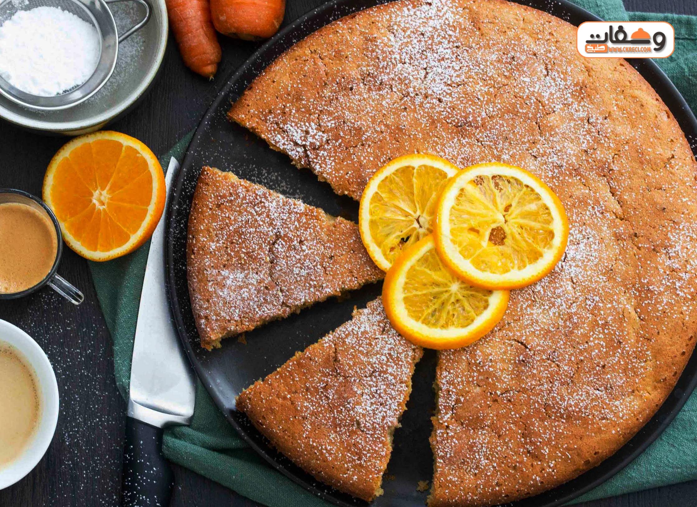 طريقة عمل كيكة البرتقال مع أكبر 5 شيفات