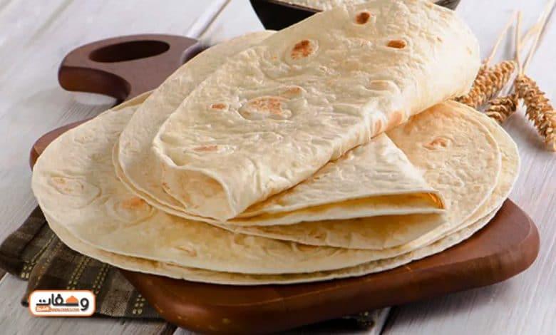 طريقة تحضير خبز التورتيلا بـ 5 وصفات سهله