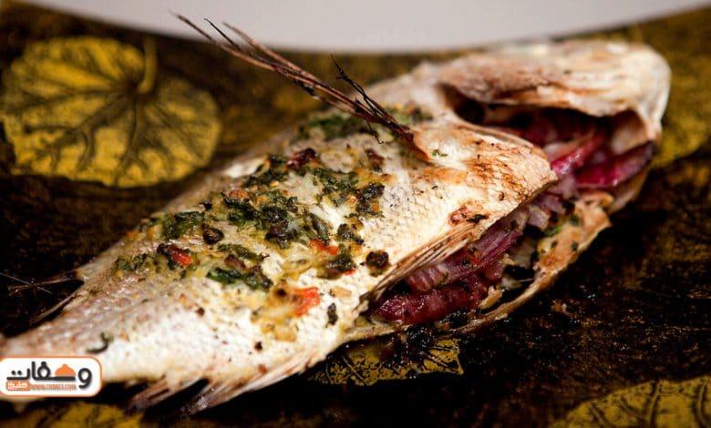 طريقة عمل سمك الهامور بـ 3 طرق تسوية