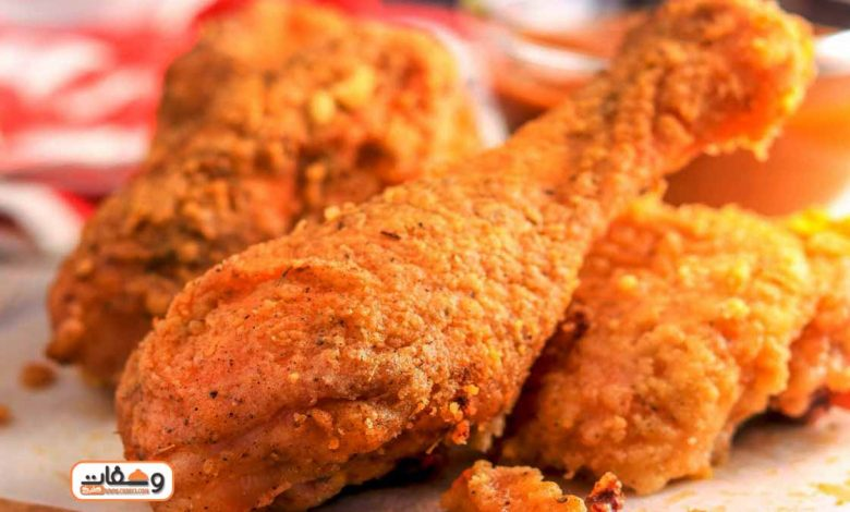طرق عمل دجاج مقرمش بـ 7 وصفات