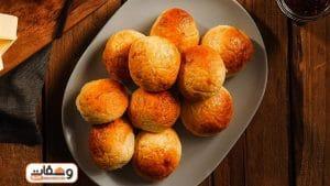 طريقة عمل خبز البطاطس بـ 5 وصفات
