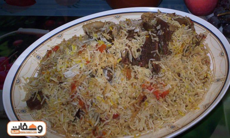 طريقة عمل الرز الكابلي بـ 4 وصفات مختلفة
