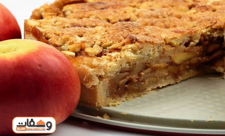 طريقة عمل كيكة التفاح بـ 5 طرق
