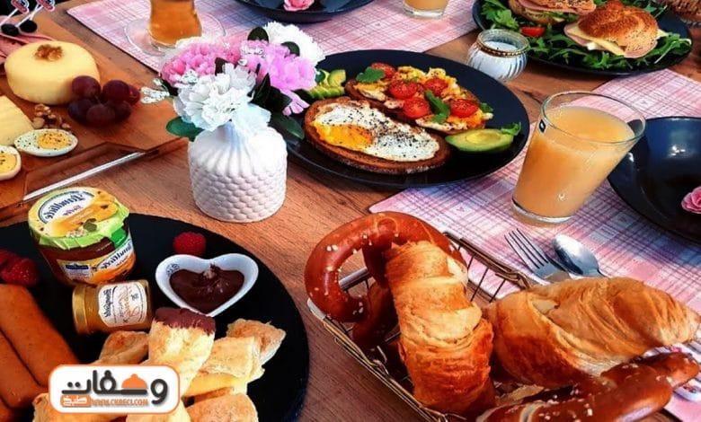 طريقة عمل 3 فطور صباحي مختلف